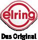 ELRING 133.205 Ölablaßschraube Dichtung KAWASAKI ER