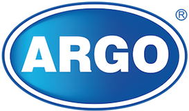 ARGO Number plate surrounds carbon / chrome / black