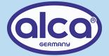 Kentekenplaathouder voor auto´s van ALCA - 828000
