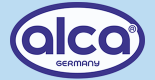 Porte plaques d'immatriculation ALCA pour voitures - 828000