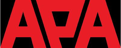 APA Varningstriangel