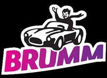 BRUMM Sicherheitsweste orange / gelb / grün / rosa usw