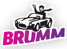 BRUMM Isskrapa