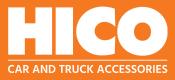 Klíny pod kola delka: 470mm, sirka 1: 201mm pro auta od HICO - KLN001