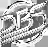 DBS Copertura volante beige / blu / rosa / rossi