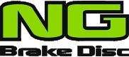 NG Bromsskivor/tillbehör för KAWASAKI MOTORCYCLES