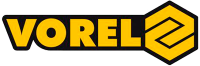 Cordes de remorquage VOREL pour voitures - 82232