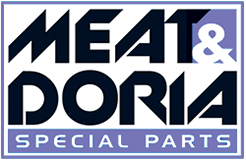 MEAT & DORIA Ventildeckeldichtung VW