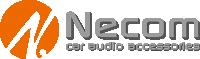 Auto Endstufen-Kabelset von Necom - CK-P08