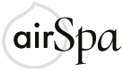 AIR SPA Salono oro gaivikliai