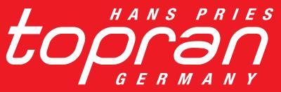 TOPRAN Kofferraum Dämpfer VW VENTO in super Markenqualität