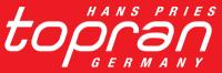 Markenprodukte - Vorwiderstand, Elektromotor-Kühlerlüfter TOPRAN