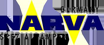 Original NARVA Kennzeichenbeleuchtung OPEL