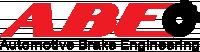 OEM Bremsbelagsatz, Scheibenbremse, Bremsensatz 542115 von ABE