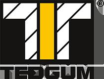 TEDGUM Coussinet de palier stabilisateur à bon prix
