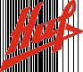 HUF 73902041 Soupape, système de contrôle de pression des pneus HARLEY-DAVIDSON SPORTSTER