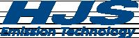 Déflecteur de tuyau de sortie HJS pour voitures - 81 01 9240