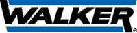 Markenprodukte - Gummistreifen, Abgasanlage WALKER