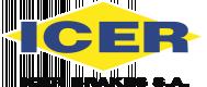 Kit de plaquettes de frein de ICER VW AMAROK