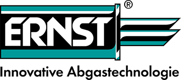 NISSAN ERNST Halter, Abgasanlage - günstige Händlerpreise