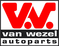 VAN WEZEL Backspegel BMW 3-serie