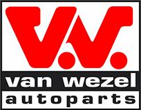 Original VAN WEZEL Kotflügel AUDI