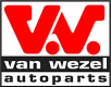 Original VAN WEZEL Holder, park assist sensor