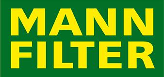 Originální SKODA MANN-FILTER Olejovy filtr