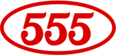 Markenprodukt - 555 Übertragungsteile Lenkung NISSAN PICK UP