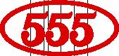 Originaalsed 555 Liigend