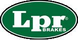 Kit de plaquettes de frein de LPR VW BORA