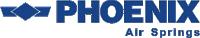 PHOENIX Bälgar, luftfjädring med hög kvalité