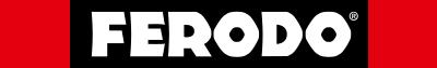 FERODO Спирачен диск FORD