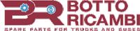 Original BOTTO RICAMBI Ladeluftkühler / Einzelteile für Nutzkraftfahrzeuge