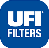 Air filter from UFI producer for ALFA ROMEO 4C