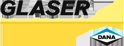 Original GLASER Packning, grenrör