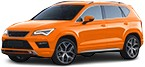 SEAT Engine for replacement on ATECA
