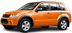 SUZUKI GRAND VITARA reparationsmanualer