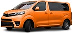 TOYOTA PROACE fixing workshop manualer