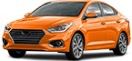 HYUNDAI Shock boots for replacement on ACCENT