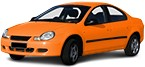 CHRYSLER NEON replace Brake Shoes - manuals online free