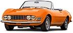 Fiat 135 auto accessories catalog