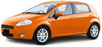 FIAT GRANDE PUNTO replace Brake Discs - manuals online free