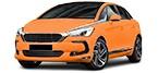 Vente de pièces détachées auto pour DS5