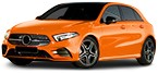 MERCEDES-BENZ A-CLASS replace Anti Roll Bar Links - manuals online free