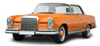 Find out how to renew Spotlight Bulb in your MERCEDES-BENZ 111 SERIES