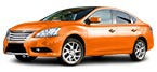 Nissan SENTRA auto accessories catalog
