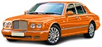 Telli BENTLEY ARNAGE autoosad