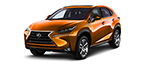 Air filter LEXUS NX