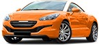 Instructions on how to change Brake Drum in PEUGEOT RCZ on your own